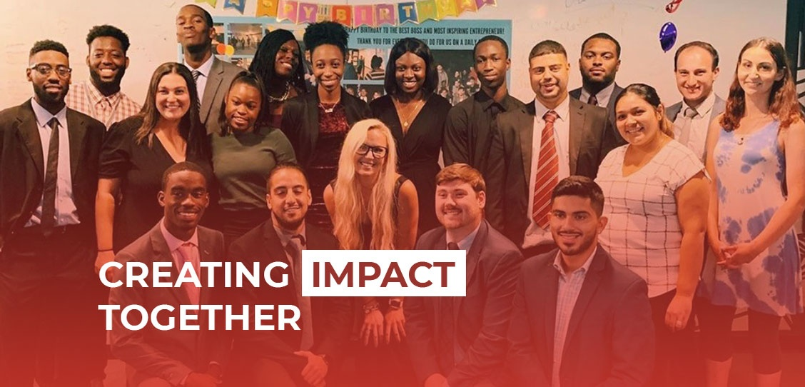 Creating Impact Together - Executive Enterprise Team - Direct Marketing and Sales Firm