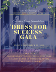 Dress for Success Gala Invitation - Executive Enterprise Giving Back to great causes - Job Opportunities New York